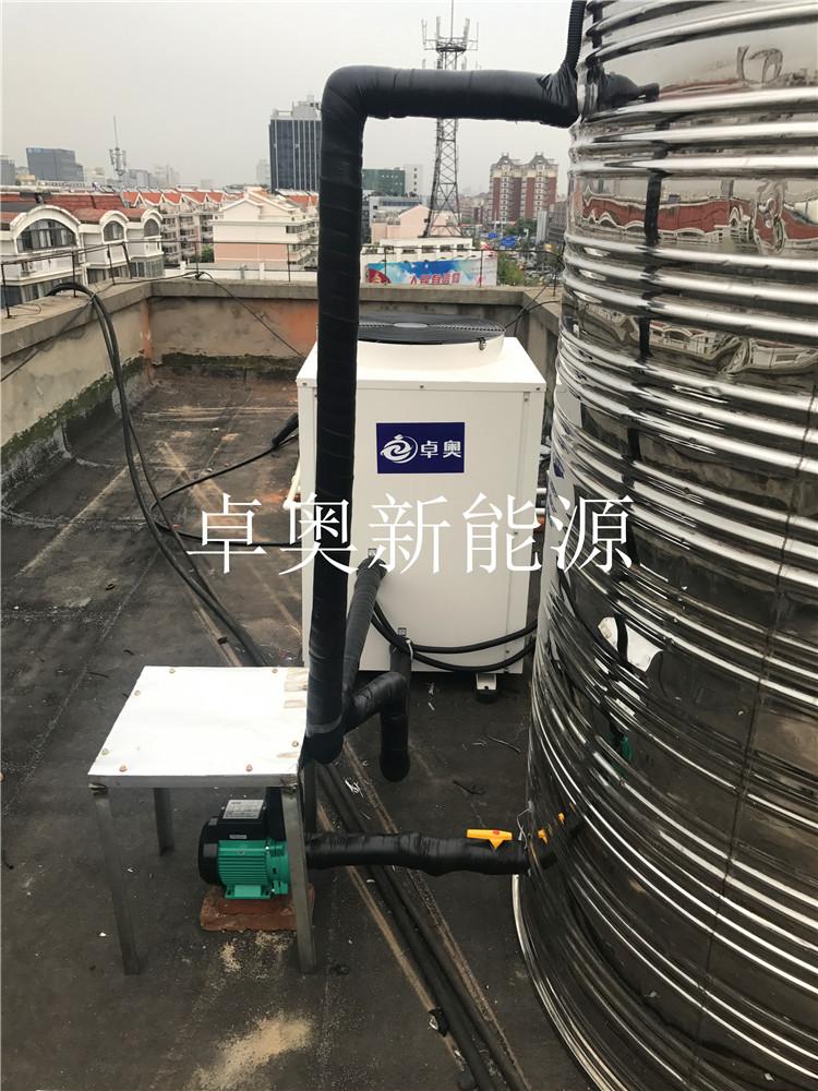 宾馆热水改造卓奥空气能热泵助力宾馆热水改造工程价格